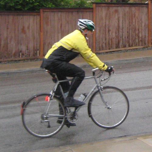 Bicycling In The Rain In Southern California Bikingbrian